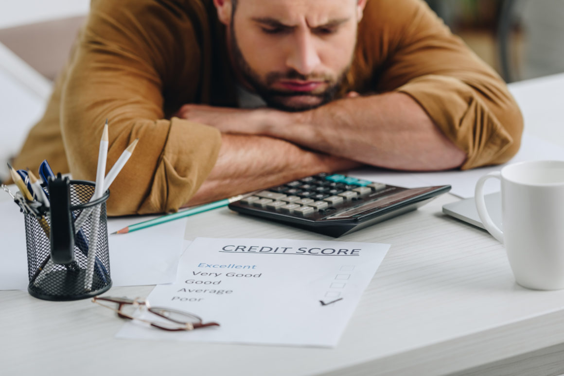 What can I do to change my poor or bad credit profile?